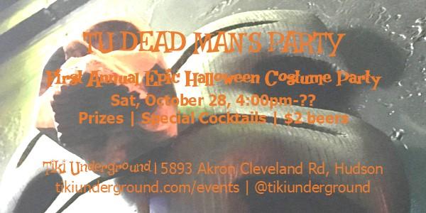 TU Halloween Banner 10282017