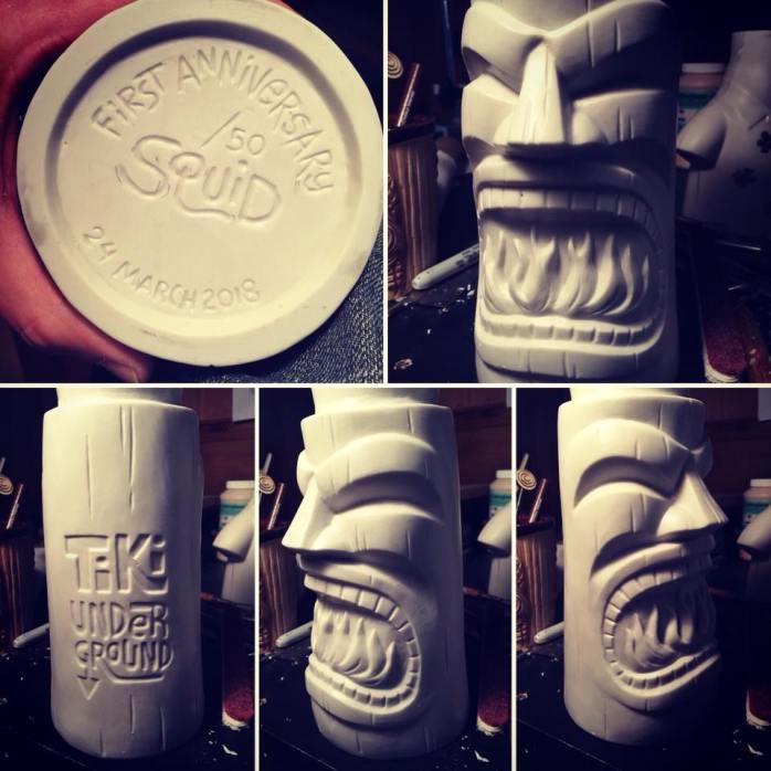 TU Mug by Squid Collage