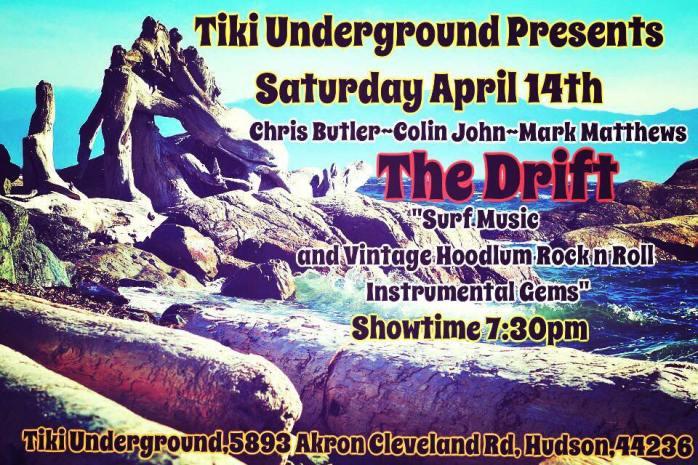 The Drift April 14