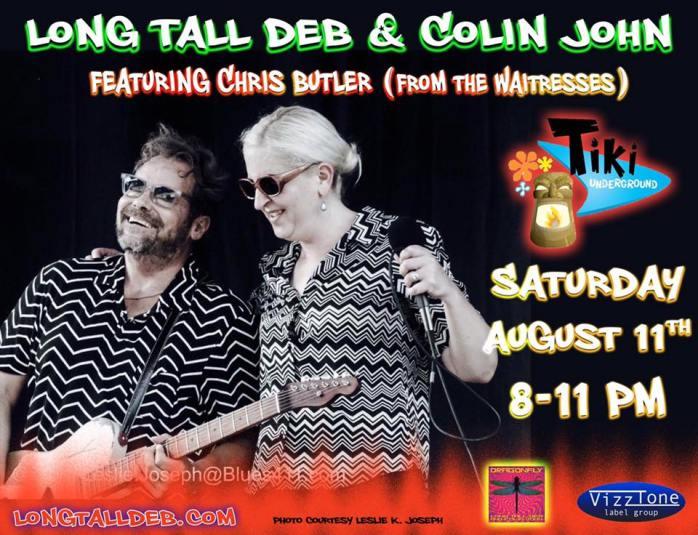 Colin John and Long Tall Deb 08112018