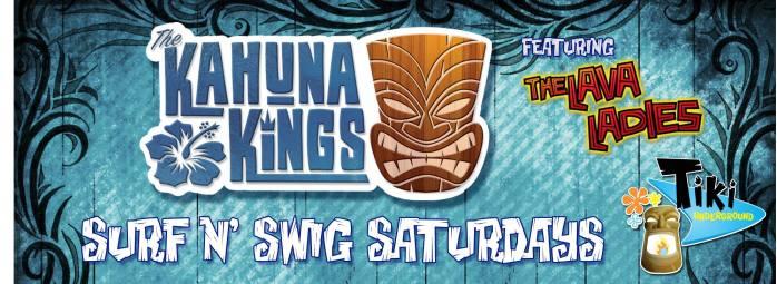 Kahuna Kings Banner SNS Saturdays