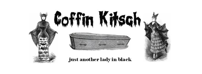 Coffin Kitsch logo