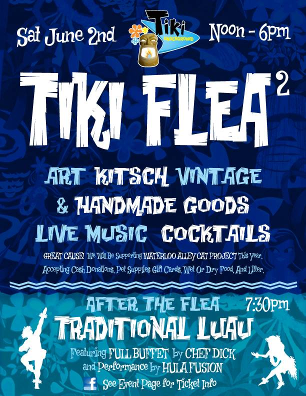 TU TIKI FLEA poster 8x11 final