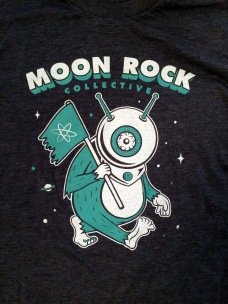 Moon Rock Collective shirt